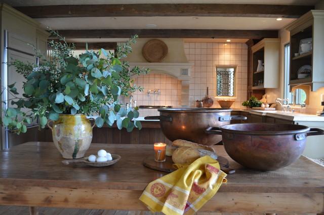 English Style kitchen traditional-kitchen