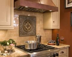 English Tudor Kitchen traditional-kitchen