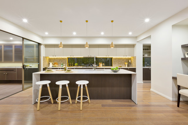 Enigma 46 - Contemporary - Kitchen - sydney - by Mojo Homes