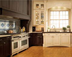 Enjoy the View traditional-kitchen
