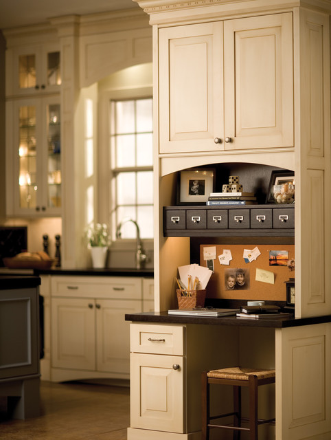 Enjoy the View from your Breathtaking Kitchen traditional-kitchen
