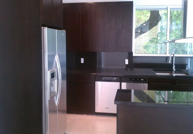 Ensenada New Construction contemporary-kitchen