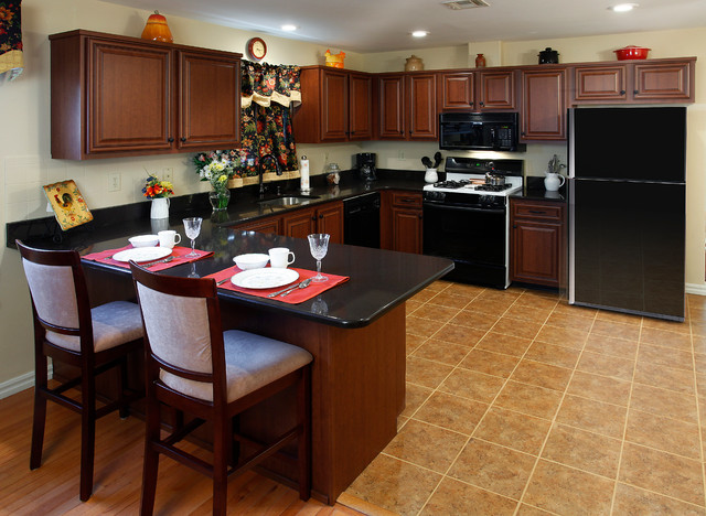 Enter To Win A 13 000 Kitchen Makeover Traditional Kitchen Other Metro By Kitchen Magic