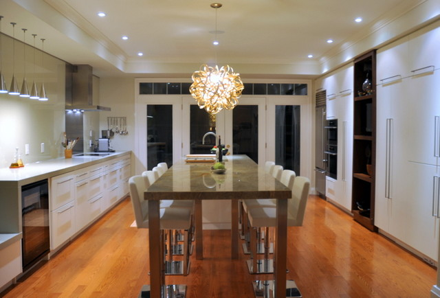 entertainers dream kitchen modern kitchen toronto by style de