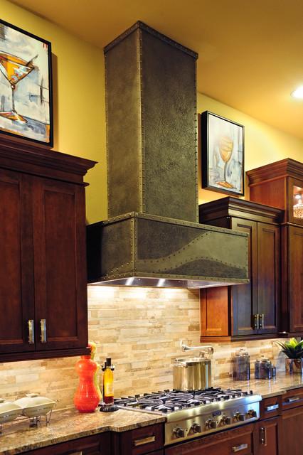 Entertaining Ease contemporary-kitchen
