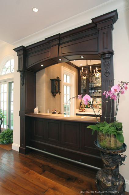 Entertaining in Style traditional-kitchen