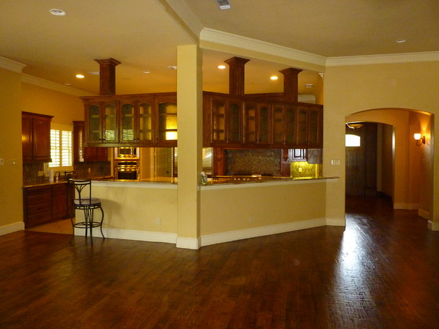 Entertaining Kitchen Traditional Kitchen Dallas By Direct Home Design
