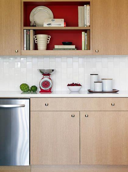 entry stair modern-kitchen