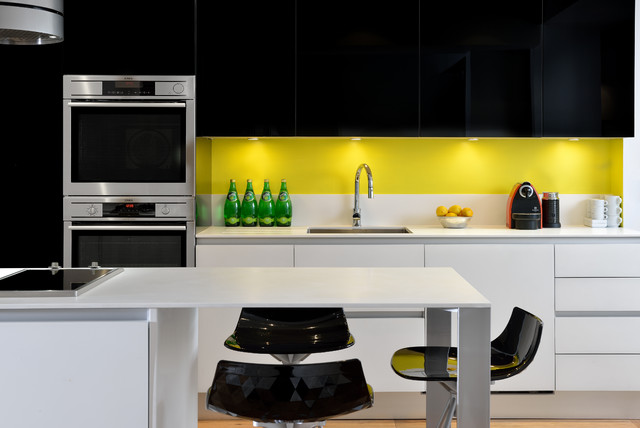Erskine contemporary-kitchen