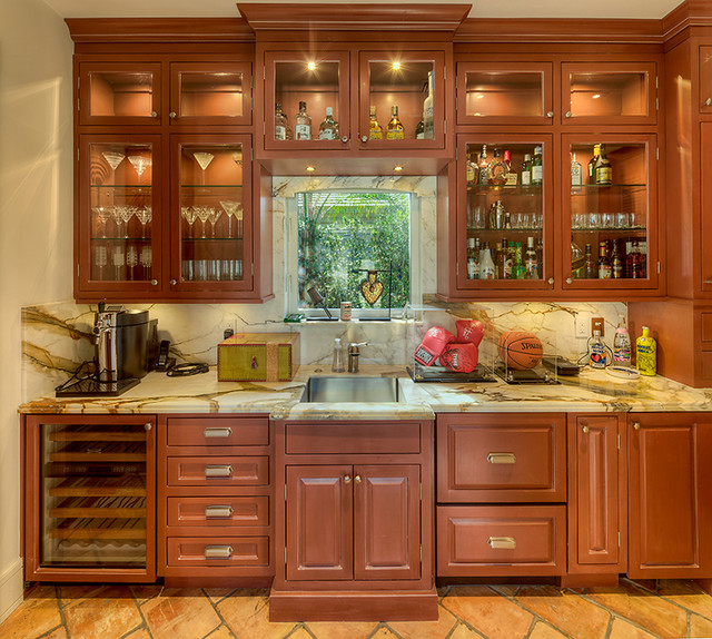 Erwin Drive traditional-kitchen