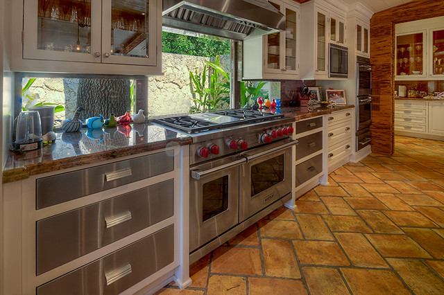 Erwin Drive contemporary-kitchen