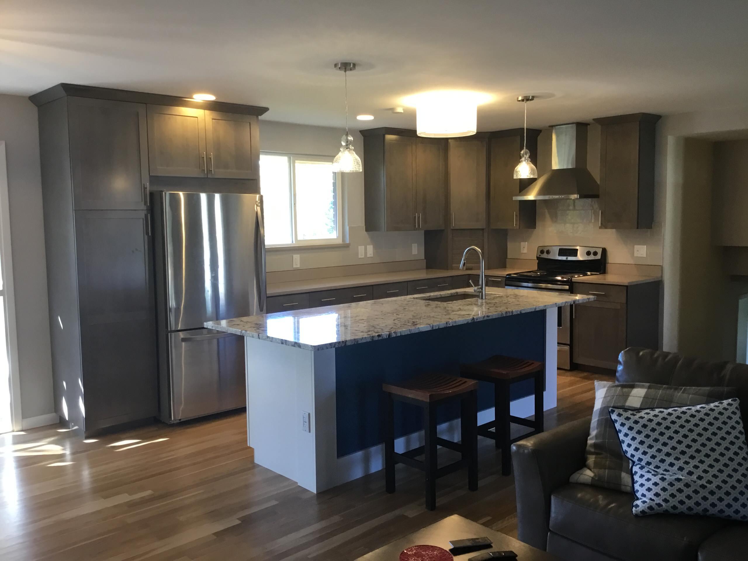 Established Littleton Home Kitchen Remodel
