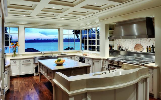 Estate Transformation traditional-kitchen