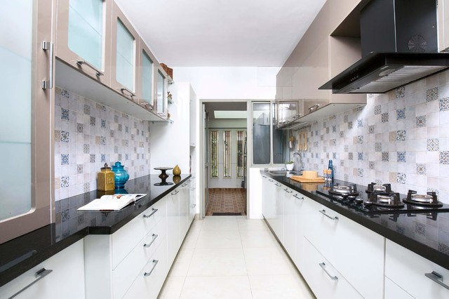 Ethnic Indian Indian Kitchen Bengaluru By Urban Interiors Home Decor Solutions