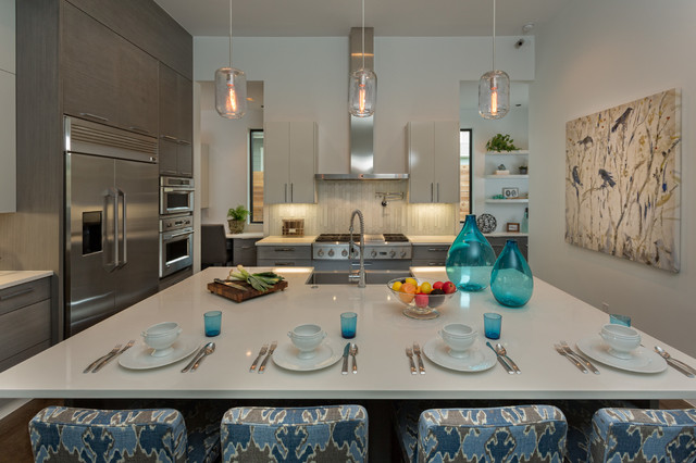 Ethridge  |  Interior  |  New Construction contemporary-kitchen