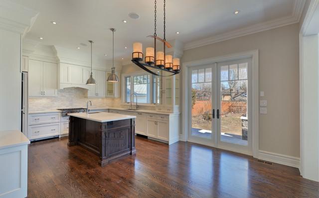 Etobicoke Design Build Traditional Kitchen Toronto By Galle Construction Inc