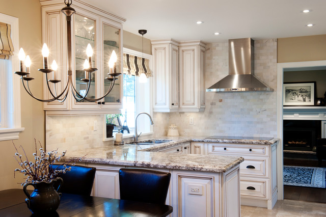 Etobicoke Res1 Contemporary Kitchen Toronto By Simply Trends Interiors Inc