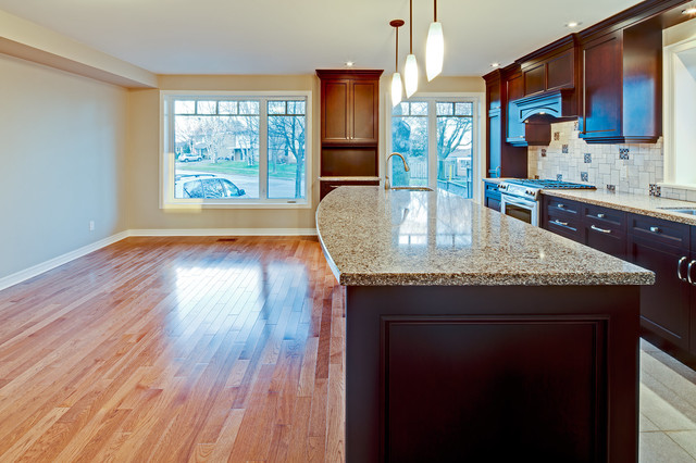 Kitchen Top Up : Etobicoke Top-Up - Traditional - Kitchen - Toronto - by Eurodale ...