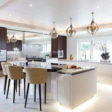 Eucalyptus & Sand matt kitchen