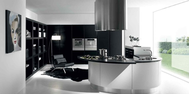 Eurodesign catalogue contemporary-kitchen