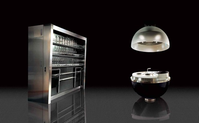 Eurodesign catalogue contemporary kitchen