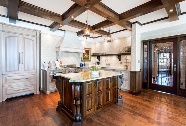 European apartment for Traditional european kitchen