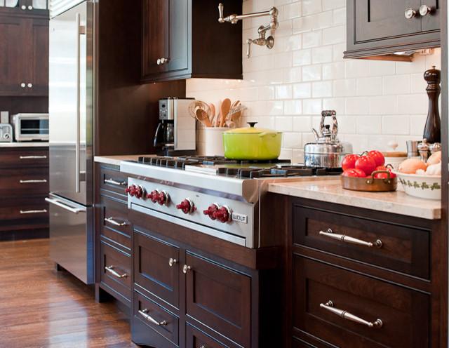 kitchen by Ginny Padula traditional-kitchen