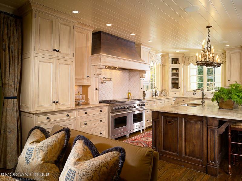 European Classic Kitchen - Traditional - Kitchen - Atlanta ...