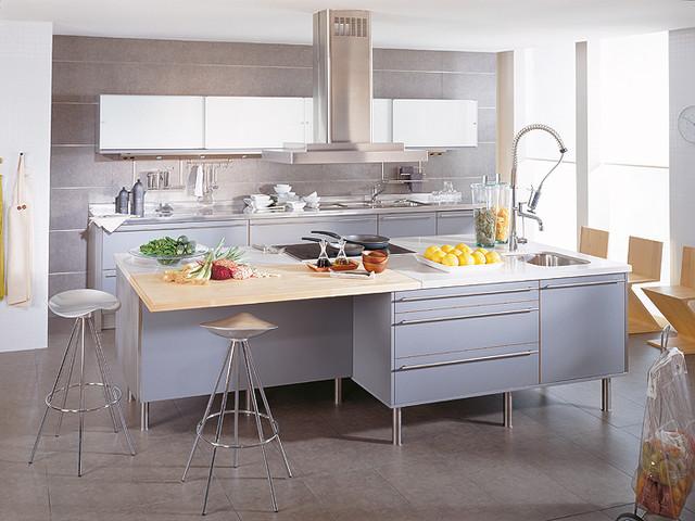 European contemporary Kitchen contemporary-kitchen