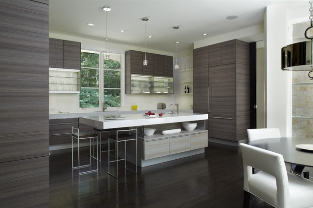 European Modern - Modern - Kitchen - Atlanta - by Poggenpohl Atlanta