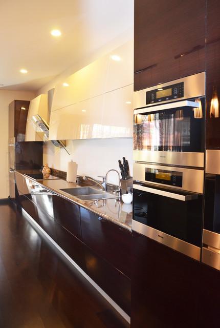 European style modern-kitchen