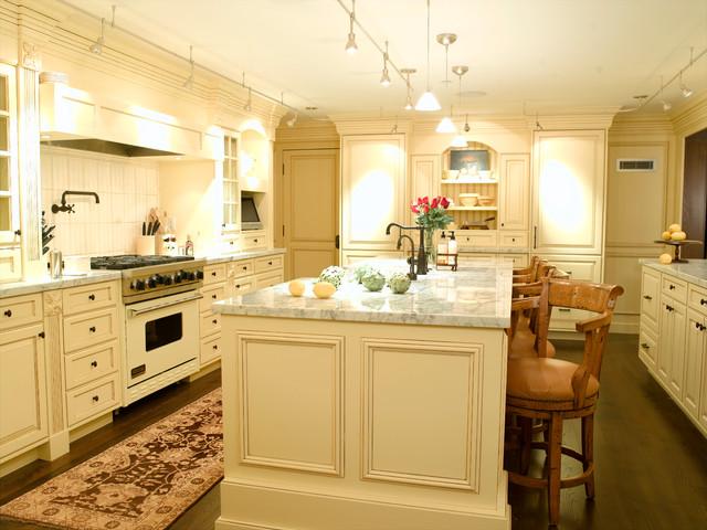 European style for Traditional european kitchen