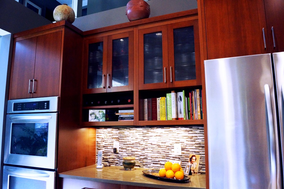 European Style Kitchen Contemporary Kitchen Grand Rapids By Homestead Cabinetmakers