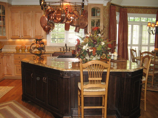 European style kitchen remodel traditional kitchen for Traditional european kitchen