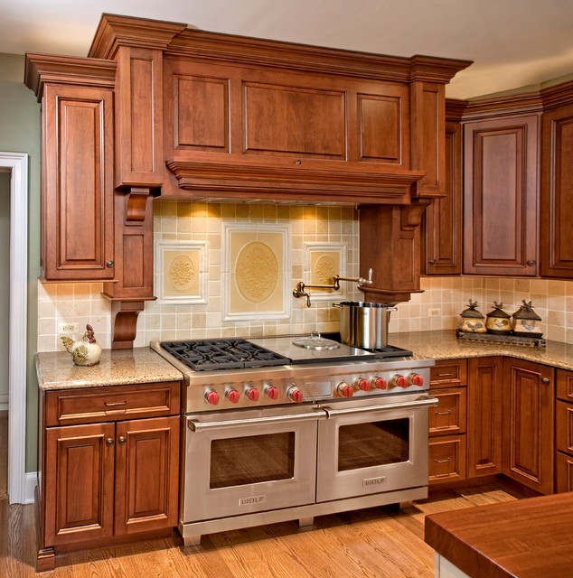 European Kitchens: European Traditional Kitchen Remodel: Doylestown, PA