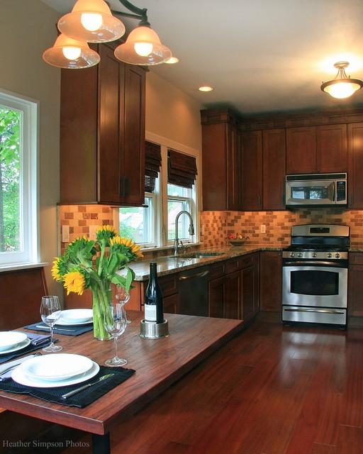 Evan 39 S Kitchen Traditional Kitchen St Louis By