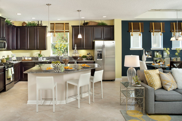 Evandale Traditional Kitchen Jacksonville By David