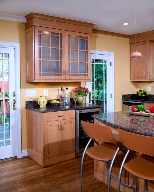 Evans 2005 traditional-kitchen