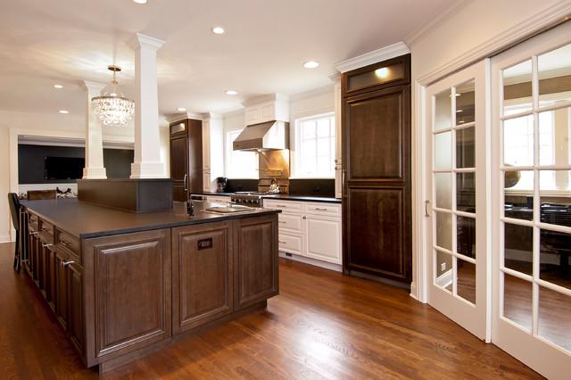 Evanston Il Traditional Kitchen Chicago By Ddk Kitchen Design Group