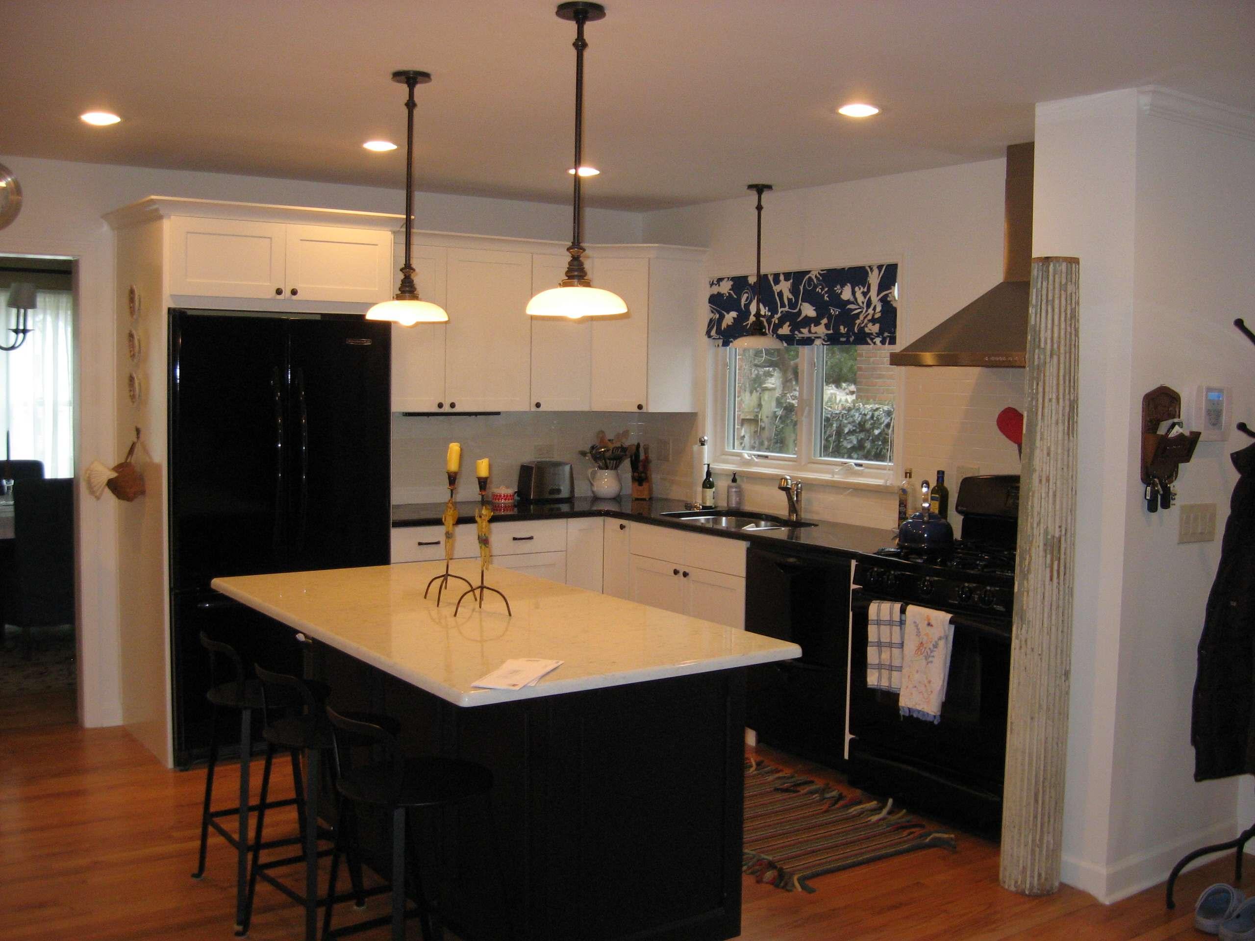 Evanston Kitchen: Before & After