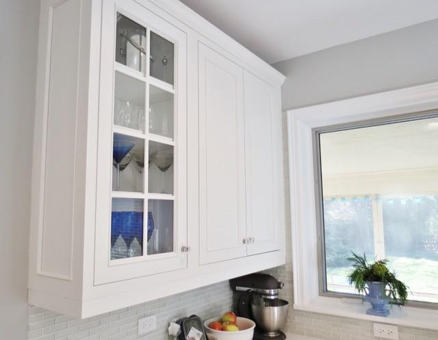 Evanston Residence traditional-kitchen