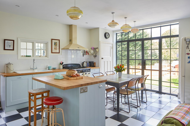 Ideas For Islands In Small Kitchens