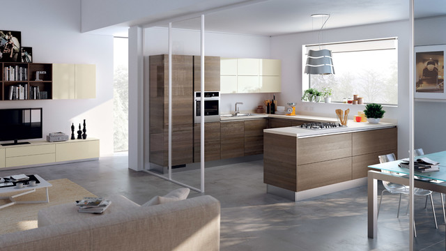 Evolution Kitchen - Scavolini - Moderno - Cucina - Melbourne - di ...