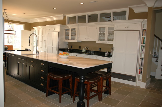 Examples of our work - Kitchens traditional-kitchen