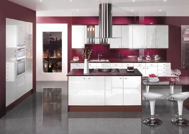 Excess Condos contemporary-kitchen