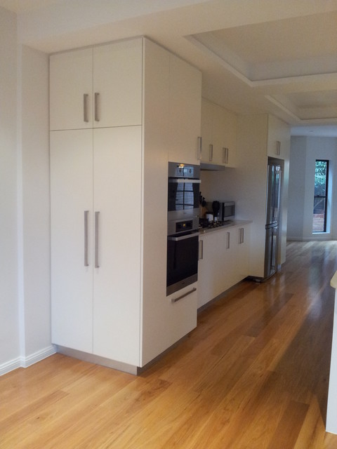 Exclusive kitchens joinery modern kitchen sydney for Kitchen joinery ideas