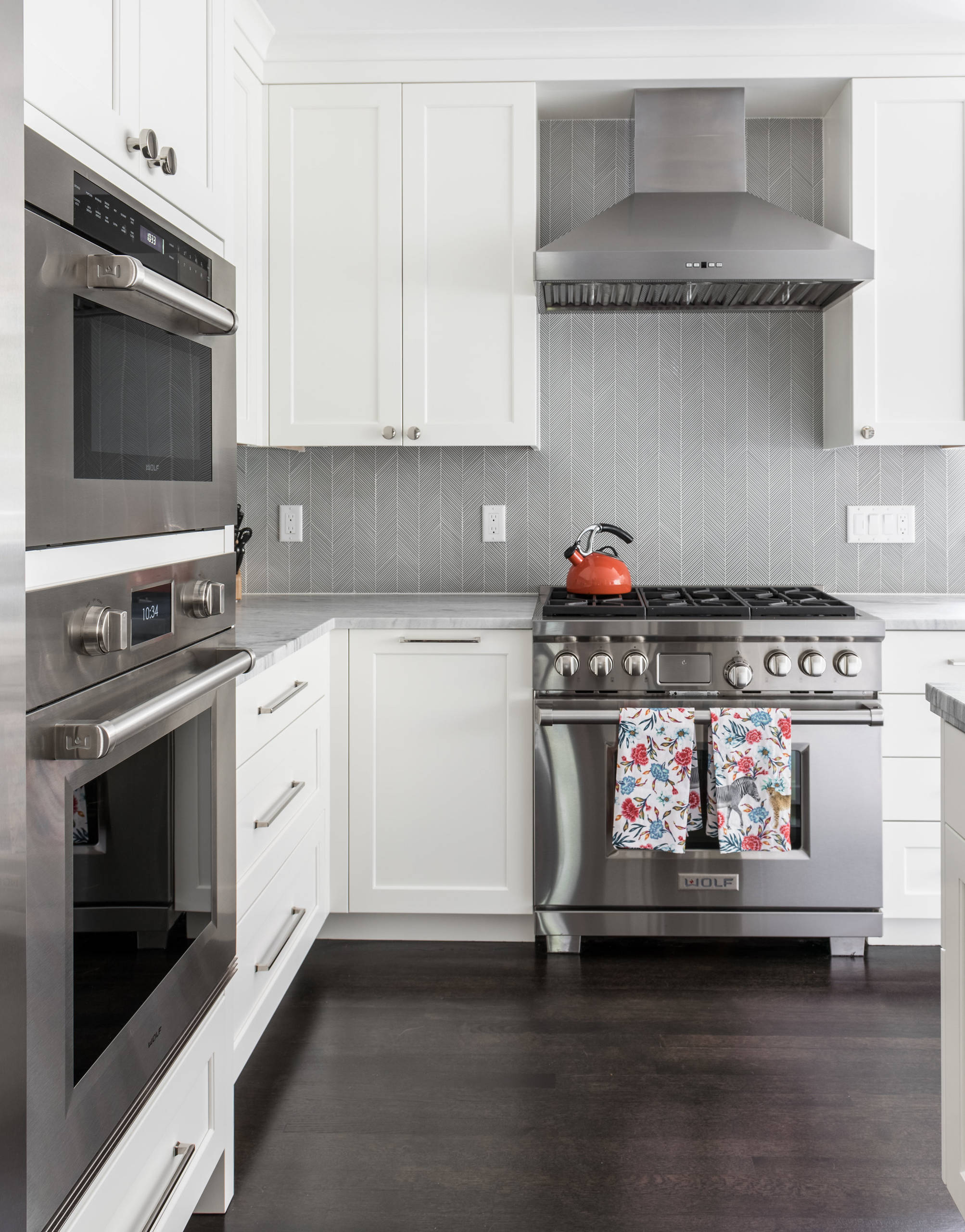 Expansive Winchester, MA Kitchen Remodel