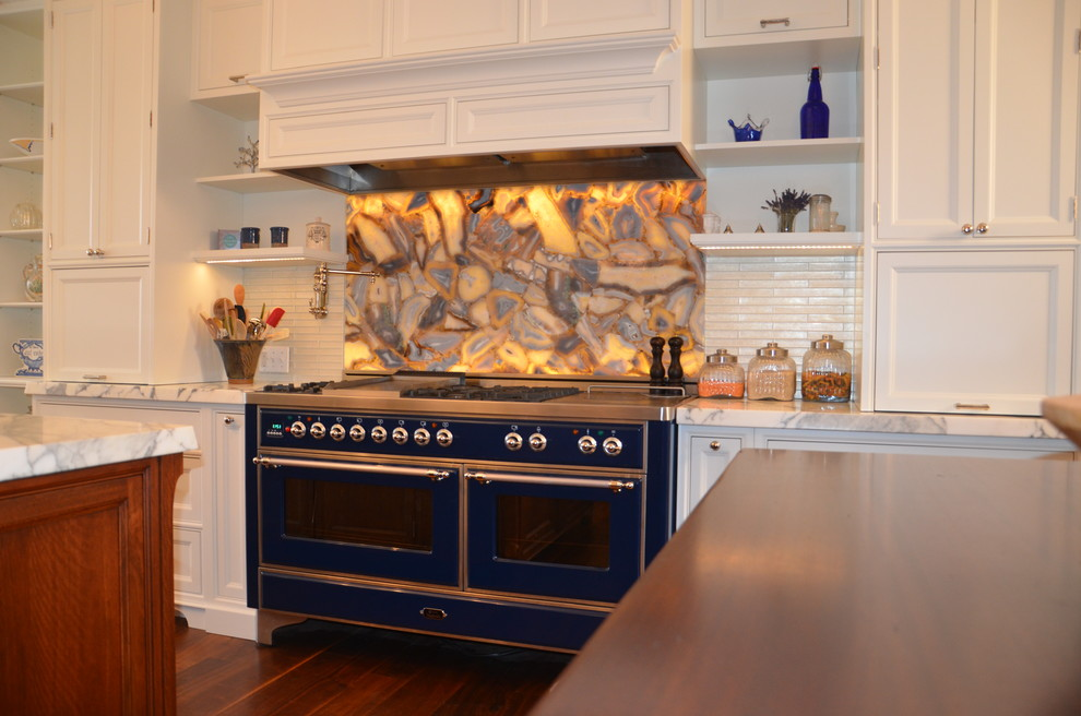 Example of a cottage kitchen design in DC Metro