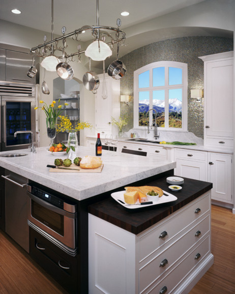 Exquisite Denver Transitional Kitchen