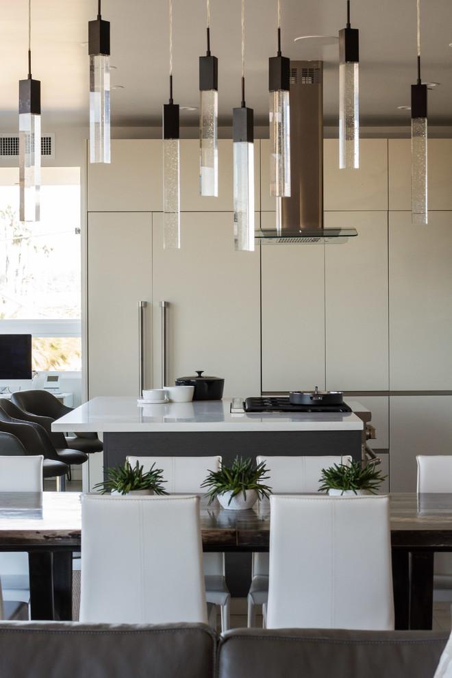 Exquisite, Modern Snaidero WAY Kitchen| Carlsbad, CA ...